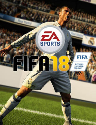 Une séquence de FIFA 18 montre le coup de talon de Cristiano Ronaldo