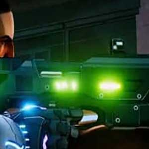 Crackdown 3 personnage