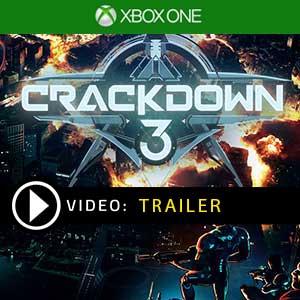 Crackdown 3 Xbox One en boîte ou à télécharger