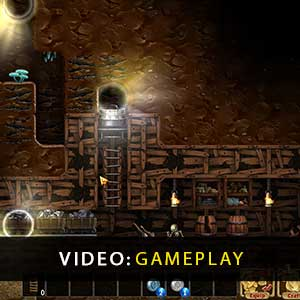Craft the World Abandoned Mines Gameplay Video