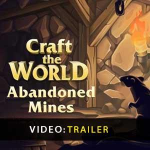 Craft the World Abandoned Mines