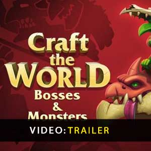 Craft the World Bosses & Monsters