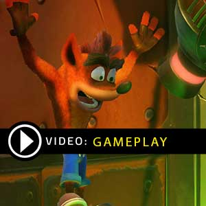 Crash Bandicoot N. Sane Trilogy Gameplay Video