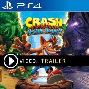 Crash Bandicoot PS4 en boîte ou à télécharger