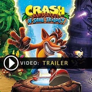 Acheter Crash Bandicoot N. Sane Trilogy Clé CD Comparateur Prix