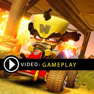 Crash Team Racing Nitro-Fueled Xbox One Gameplay Video