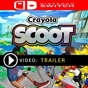 Acheter Crayola Scoot Nintendo Switch comparateur prix