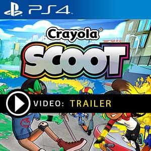 Acheter Crayola Scoot PS4 Comparateur Prix