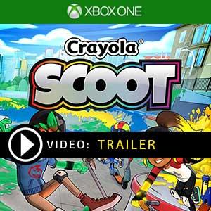 Acheter Crayola Scoot Xbox One Comparateur Prix