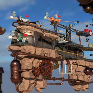 Construction dans Crazy Machines 3