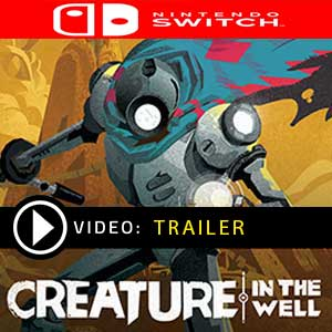 Creature in the Well Nintendo Switch en boîte ou à télécharger