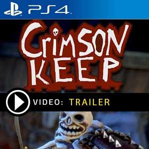 Crimson Keep PS4 en boîte ou à télécharger