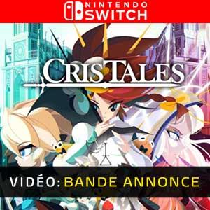 Cris Tales Nintendo Switch Video Trailer