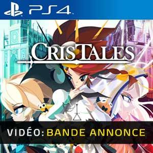Cris Tales PS4 Bande-annonce vidéo