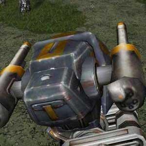 Chrome Specforce Arme