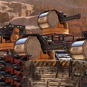 Crossout Tank