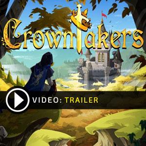 Acheter Crowntakers Clé Cd Comparateur Prix