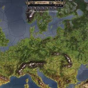 Crusader Kings 2 - Carte du monde