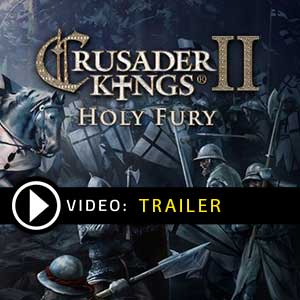Acheter Crusader Kings 2 Holy Fury Clé CD Comparateur Prix