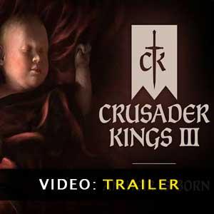 Vidéo de la bande-annonce de Crusader Kings 3