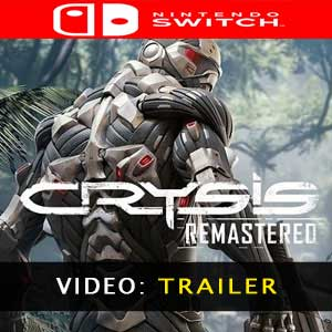 Acheter Crysis Remastered Nintendo Switch comparateur prix