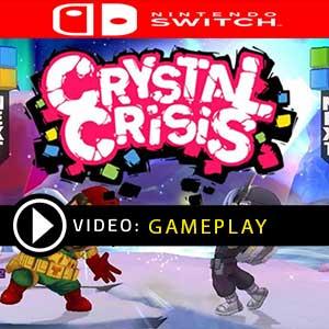 Acheter Crystal Crisis Nintendo Switch comparateur prix