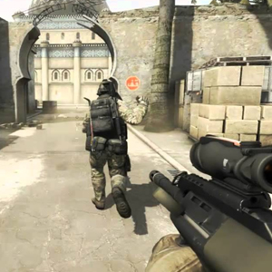Counter-Strike: Global Offensive Son coéquipier