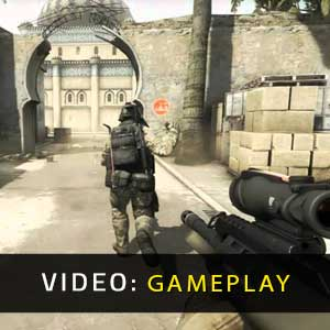Vidéo du jeu Counter-Strike Global Offensive