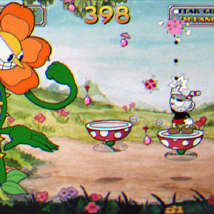 Oeillet Cagney Cuphead