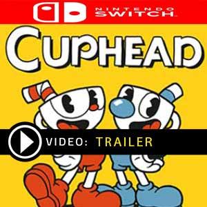 Cuphead Nintendo Switch en boîte ou à télécharger
