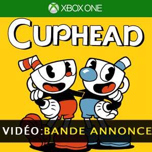 Vidéo de la bande annonce de Cuphead
