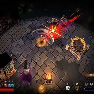 Curse Of The Dead Gods- Monstre de donjon