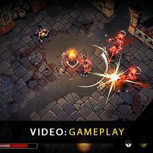 Curse Of The Dead Gods Vidéo de gameplay