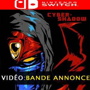 Cyber Shadow Nintendo Switch Bande-annonce vidéo