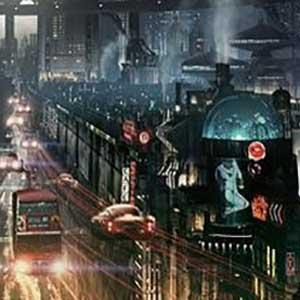 Ville de Cyberpunk 2077