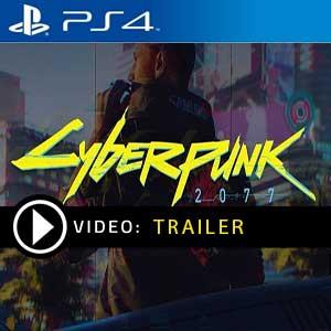 Cyberpunk 2077 PS4 en boîte ou à télécharger
