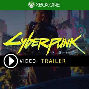 Cyberpunk 2077 Xbox One en boîte ou à télécharger