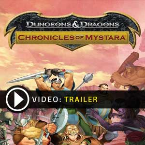 Acheter Dungeons & Dragons Chronicles of Mystara clé CD Comparateur Prix
