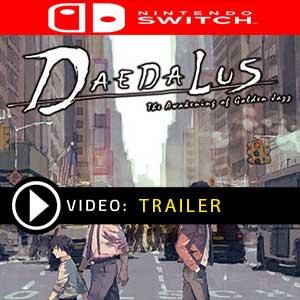 Daedalus The Awakening of Golden Jazz Nintendo Switch en boîte ou à télécharger