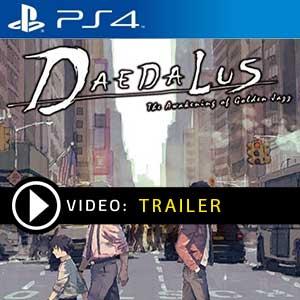 Daedalus The Awakening of Golden Jazz PS4 en boîte ou à télécharger