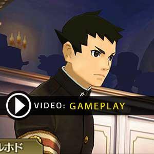 Dai Gyakuten Saiban 2 Naruhodou Ryuunosuke No Kakugo Gameplay Video