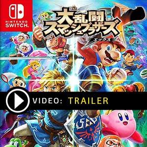 Dairantou Smash Bros Special Nintendo Switch en boîte ou à télécharger