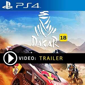 Acheter Dakar 18 PS4 Comparateur Prix