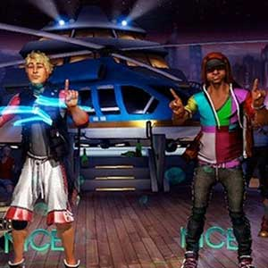 Dance Central Spotlight Xbox One Compétition