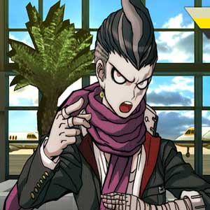 Danganronpa 2 Goodbye Despair Gundham Tanaka