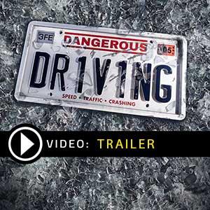 Acheter Dangerous Driving Clé CD Comparateur Prix