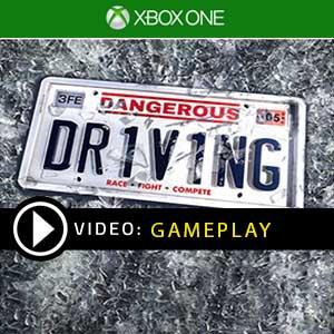 Dangerous Driving Xbox One en boîte ou à télécharger
