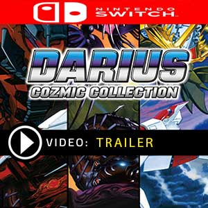 Darius Cozmic Collection Nintendo Switch en boîte ou à télécharger