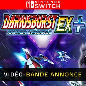 Dariusburst Another Chronicle EX Plus Nintendo Switch Bande-annonce Vidéo