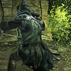 Dark Souls 2 Crown of the Sunken King Personnage